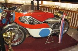 Muzeum motocyklů Jawa - Penzion Konopiště